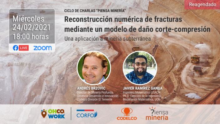 Minería Subterránea en Chile