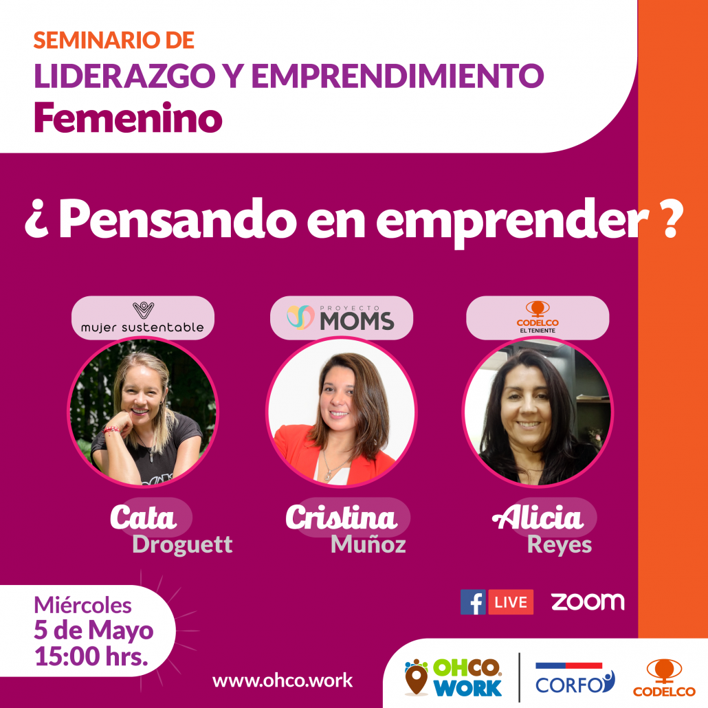 Liderazgo y Emprendimiento Femenino