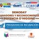 DemoDay Programa de Incubación Potencia O´Higgins OHCowork