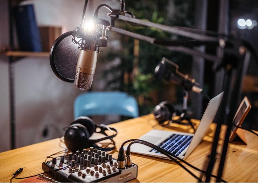 Podcast y Emprendimiento